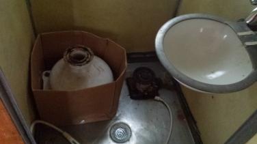 original toilet